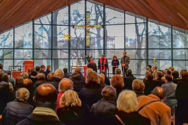 Einführung Pfarrerin Lietzenseegemeinde