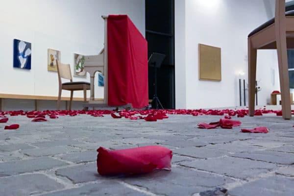 Valentinstag 2020 - Rosenregen