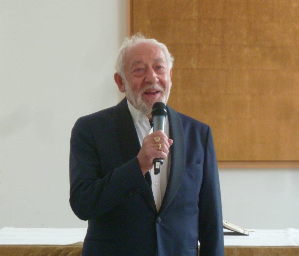 Fastenpredigt Dieter Hallervorden