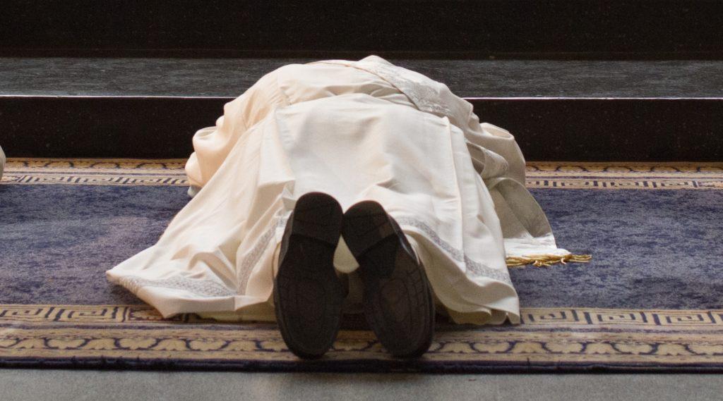 Der lange Weg zur Frauenweihe