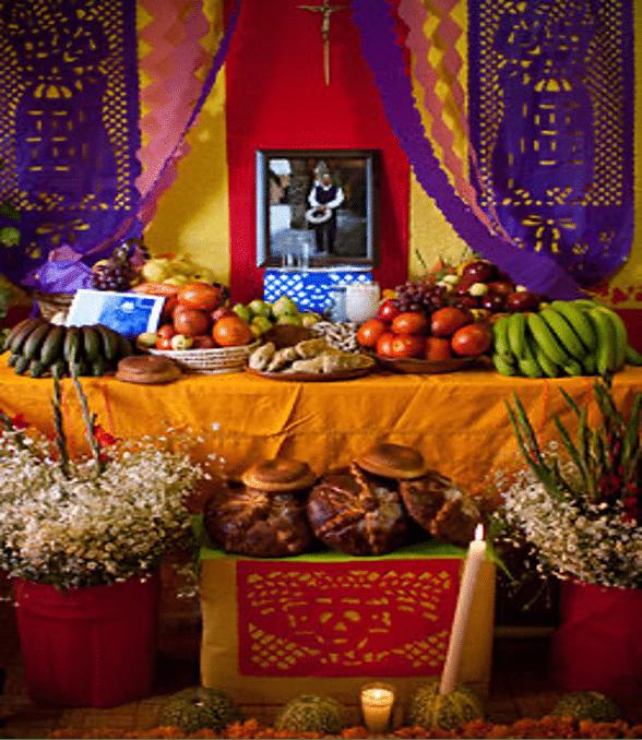 Dia de los muertos – Familienmesse an Allerheiligen